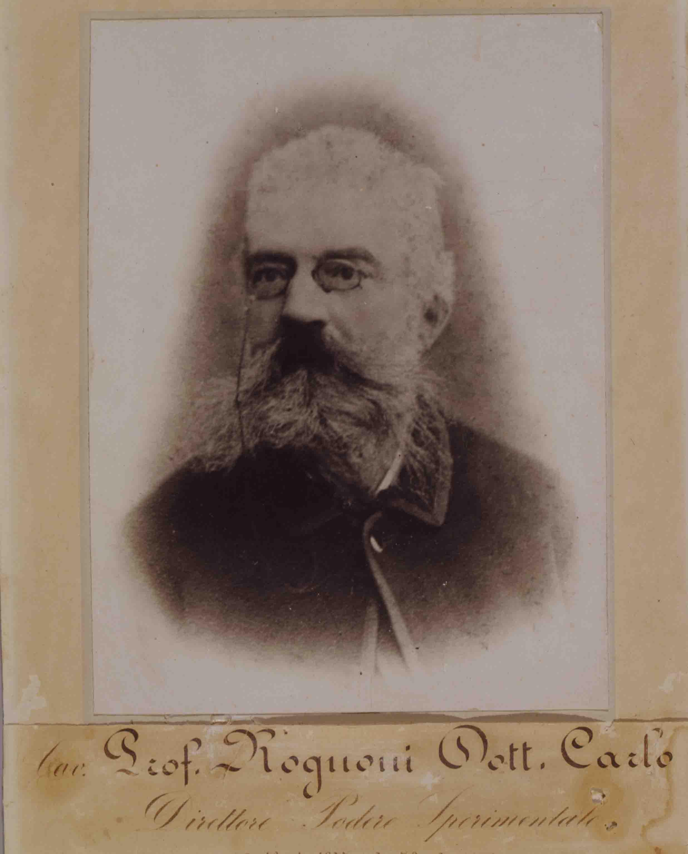 15a. Ritratto di Carlo Rognoni