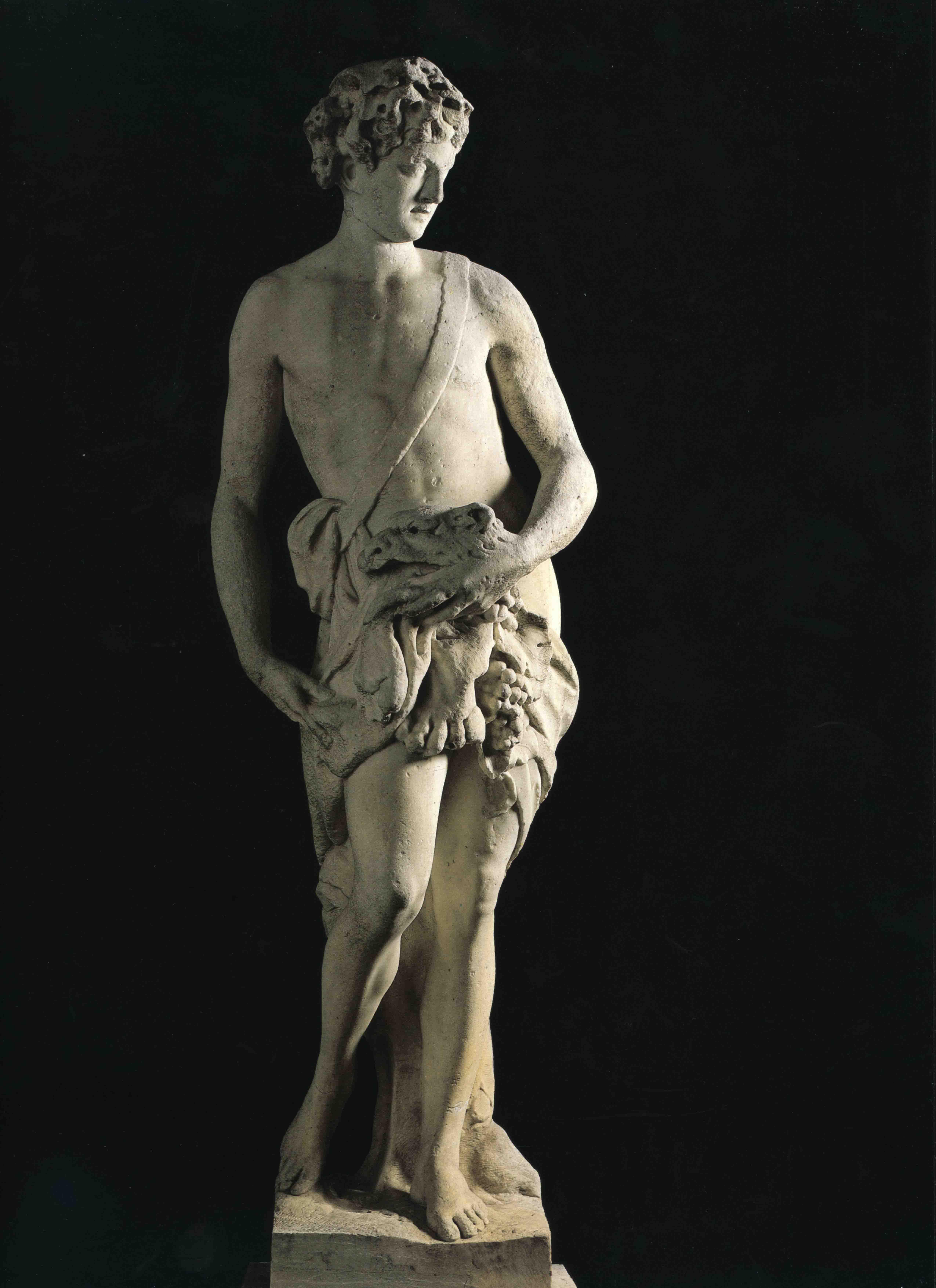 Bacco 1 2 G. B. BOUDARD (1710 1768) Bacco Parco Ducale 056